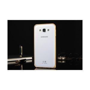 Ốp viền Galaxy J5 chỉ vàng bo tròn