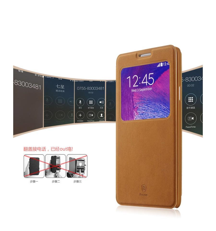 Bao da Galaxy Note 5 hiệu Baseus