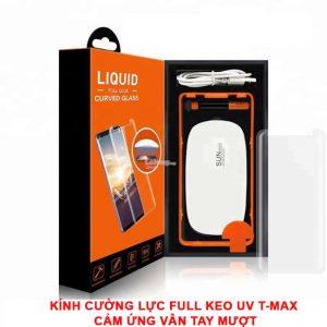 kính cường lực Full keo Ub note 9 chính hãng giá rẻ Hà Nội