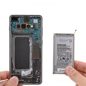 thay pin samsung galaxy S10 Plus chính hãng giá rẻ Hà Nội hcm