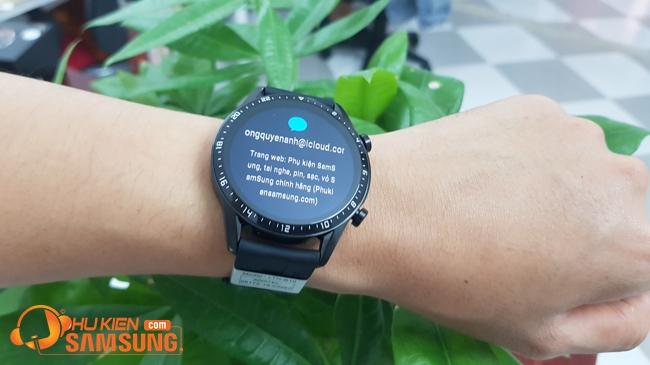 địa chỉ mua đồng hồ huawei watch gt 2 giá rẻ Hà nội hcm