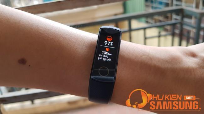 hướng dẫn sử dụng vòng đeo tay Huawei Honor Band 5 dễ dàng