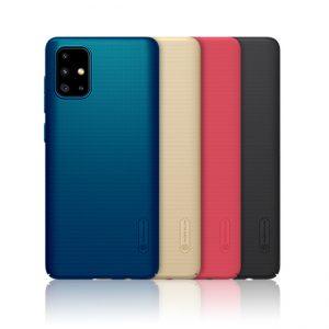 Ốp lưng Galaxy A71 Nillkin sần đẹp tiện ích chính hãng giá rẻ