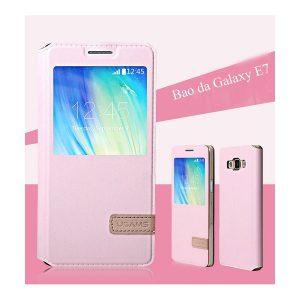 Bao da Galaxy E7 hiệu Usams siêu đẹp